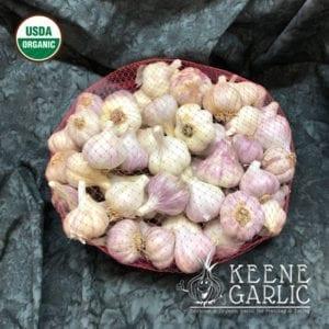 Eating-Garlic-Organics