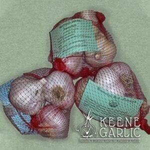 2lb Variety Keene Garlic Bulbs