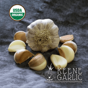 Killarney Red Garlic Bulbs