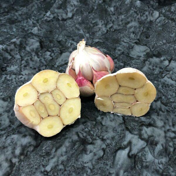 Silverwhite Certified Organic Garlic Bulbs