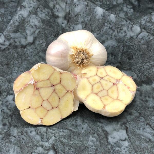 Nootka Rose Certified Organic Garlic Bulbs
