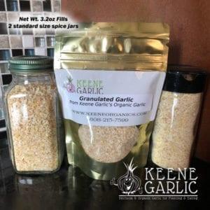 Garlic Powder Granulated