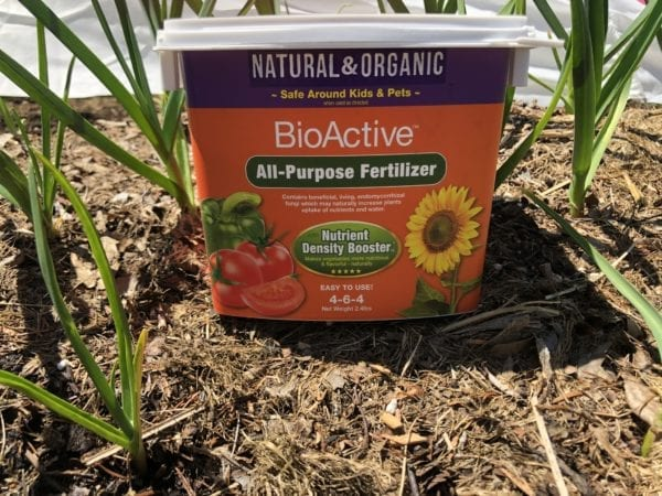 Organic All Purpose Fertilizer
