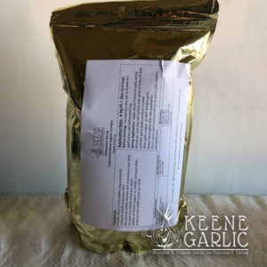 Organic Garlic Fertilizer
