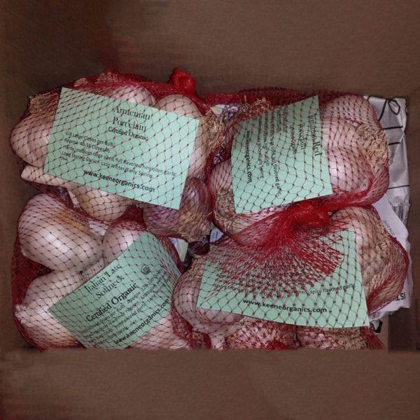 Keene Garlic Sampler Packages