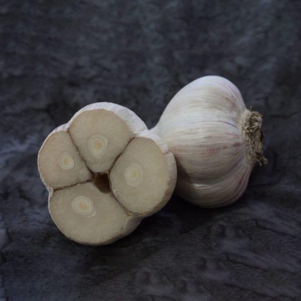 Georgian Fire Naturally Grown Garlic Bulbs