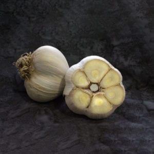 Italian Red Naturally Grown Garlic Bulbs