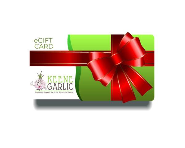 KEENE GARLIC E-GIFT CARD